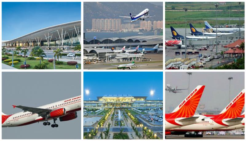 India Flight Tracking